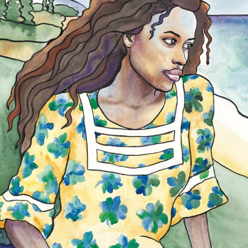 Woman From Lifou