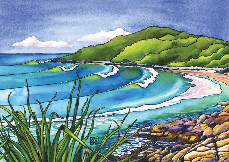 Granite Bay, Noosa
