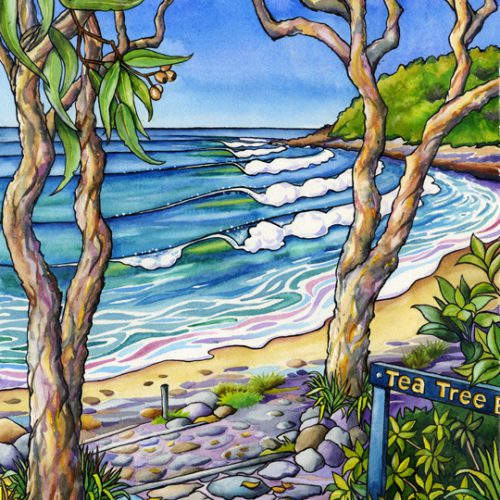 Tea Tree Bay, Noosa